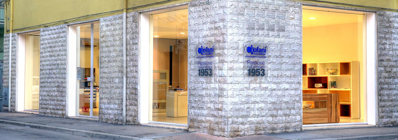 Ciofani arredamenti e MDC contract